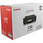 Genuine Canon 6812A001AA Black Toner Cartridge (L50)
