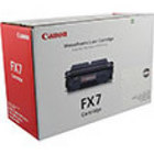Genuine Canon 7621A001AA Black Toner Cartridge (FX7)