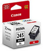Genuine Canon PG-245XL High Yield Black Ink Cartridge (8278B001)