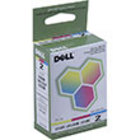Genuine Dell 7Y745 Tri-Color Ink Cartridge (Series 2)