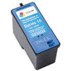 Genuine Dell UK852 Tri-Color Ink Cartridge (Series 15)