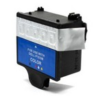 Dell DW906 Tri-Color Remanufactured Ink Cartridge