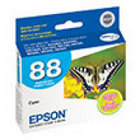 Genuine Epson T088220 Cyan Ink Cartridge