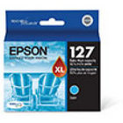 Genuine Epson T127220 Cyan Ink Cartridge