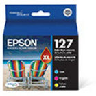 Genuine Epson T127520 Color Combo Pack Ink Cartridge