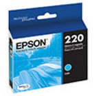 Genuine Epson T220220 Cyan Ink Cartridge