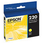 Genuine Epson T220420 Yellow Ink Cartridge