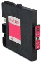 Ricoh GC31M Magenta Remanufactured Ink Cartridge