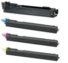 Canon GPR-13 - Remanufactured 4 Color Toner Cartridge Set (Black, Cyan, Magenta, Yellow)