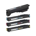 Canon GPR-21 - Remanufactured 4 Color Toner Catridge Set (Black, Cyan, Magenta, Yellow)
