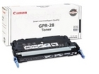 Genuine Canon GPR-28 Black Toner Cartridge (1660B004BA)