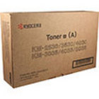 Genuine Kyocera 370AB011 Black Toner Cartridge
