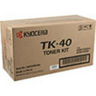 Genuine Kyocera TK40 Black Toner Cartridge