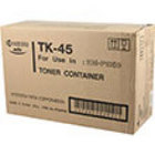 Genuine Kyocera TK45 Black Toner Cartridge