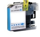 Brother LC103 Cyan Remanufactured Ink Cartridge