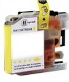 Brother LC103 Yellow Remanufactured Ink Cartridge