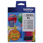 Genuine Brother LC2033PKS (3 Color Combo Ink Pack)