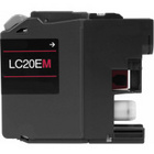 Brother LC20EM Magenta Compatible Ink Cartridge