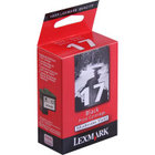 Genuine Lexmark 10N0217 Black Ink Cartridge