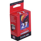 Genuine Lexmark 10N0227 Color Ink Cartridge