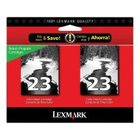 Genuine Lexmark 18C1523 Black Ink Cartridge