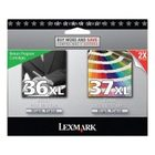 Genuine Lexmark 18C2249 Combo Ink Set