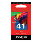 Genuine Lexmark 18Y0141 Color Ink Cartridge