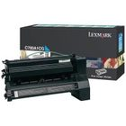Genuine Lexmark C780A1CG Cyan Toner Cartridge