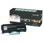 Genuine Lexmark E260A11A Black Return Program Toner Cartridge