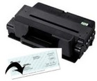 Remanufactured MICR toner for use with MLTD205L model Samsung printers