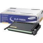 Samsung New Original CLP-Y600A Yellow Toner Cartridge