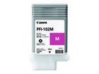 Genuine Canon PFI102 Magenta Ink Cartridge (0897B001AA)
