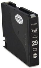 Canon PGI-29PBK Photo Black Remanufactured Ink Cartridge