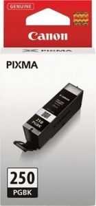 Genuine Canon PGI250 Black Ink Cartridge