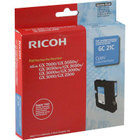 Genuine Ricoh 405533 Cyan Toner Cartridge