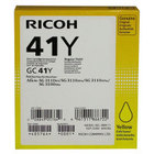 Genuine Ricoh 405764 Yellow Toner Cartridge