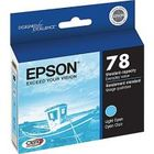 New Original Epson T078520 Light Cyan Ink Cartridge