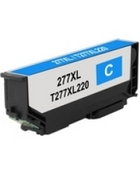 Epson T277xl220 High Yield Cyan Remanufactured Ink Cartridge