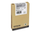 New Original Epson T603700 Pigment Light Black Ink Cartridge