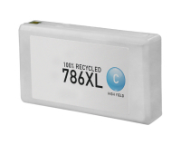 Epson T786xl220 High Yield Cyan Remanufactured Ink Cartridge