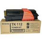 Genuine Kyocera TK112 Black Toner Cartridge