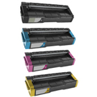Kyocera TK152 Compatible - 4 Color Toner Cartridge Set