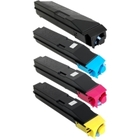 Copystar TK8509 Compatible - 4 Color Toner Cartridge Set