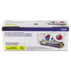 Genuine Brother TN225 Yellow Toner Cartridge
