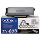 Genuine Brother TN650 Black Toner Cartridge