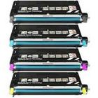 Lexmark X560 Remanufactured Value Bundle (1 of Each Color) (10K Yield)