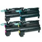 Lexmark X792 Remanufactured Value Bundle (1 of Each Color) (20K Yield)