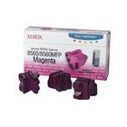 Genuine Xerox 108R00724 Magenta Ink Sticks