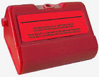 Remanufactured Postage Meter Cartridge, replaces Pitney Bowes Red #769