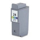 Canon BCI24 Tricolor Remanufactured Ink Cartridge